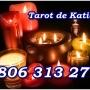 Tarot baratisimo oferta  Katia 806 313 271 Videncia natural. 0,89?/min