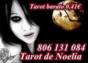 Noelia Tarot baratisimo 806 131 084. 0,41 ? el minuto.