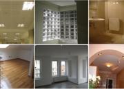 Servicios integrales de reformas y albañilería  reformas integrales de viviendas, naves, sotanos, locales, oficinas, etc. pladur, carpintería, tarimas, albañilería,