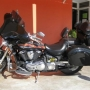 frontal para moto custom