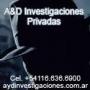 Detective Privado A&D