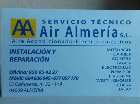 Servicio tecnico aeg en almeria-664836045