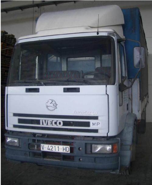 Fotos de Vendo camion iveco ml 150 e23 1