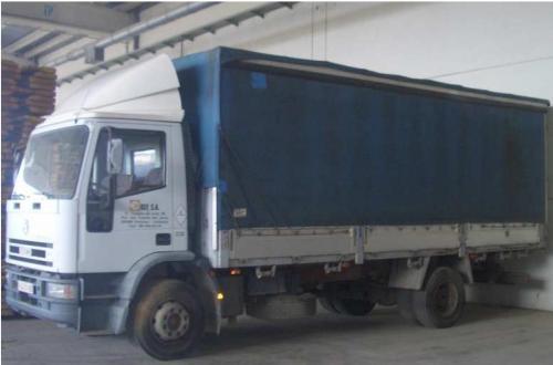 Fotos de Vendo camion iveco ml 150 e23 2