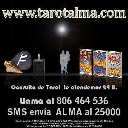 Tarot, consulta de tarot por profesionales