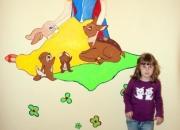 Pinturas murales infantiles Barcelona PRECIOS MUY  ECONÓMICOS