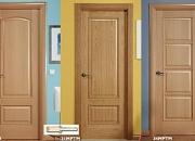 Venta e instalacion de puertas de madera a los mejores precios