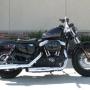 2011 Harley-Davidson Sportster XL 1200 X Forty-Eight