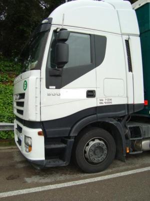 Rueda de camion nueva con llanta perfil bajo de 60 michelin