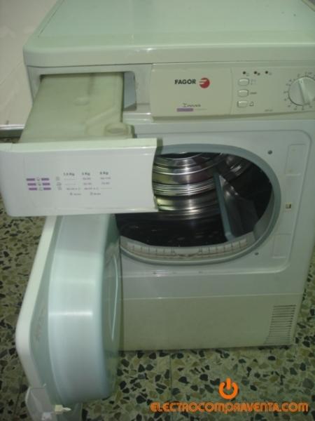 Perfecta secadora fagor 6 kilos de segunda mano en venta en barcelona oferta