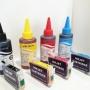 Cartuchos Compatibes Recargables Epson - Ahorrate un 90% en tus consumibles