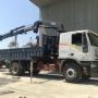 Camión Grúa IVECO 190E27