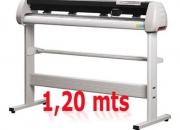 Plotter de corte seiki sk1350t 1,20 mts laser oferta    690 euros