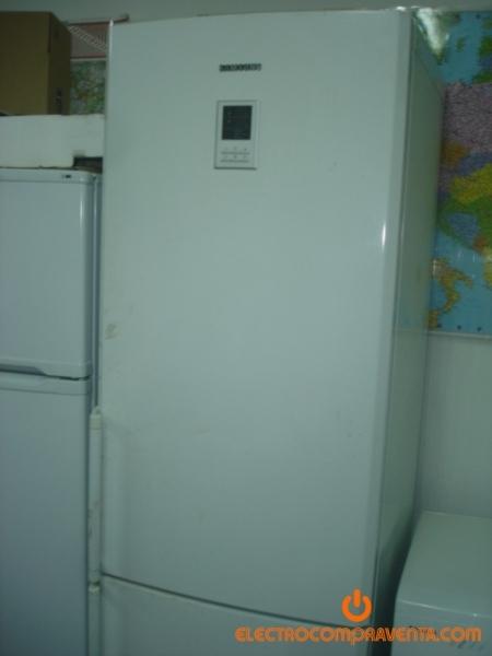 Nevera combi frigorifico samsung de segunda mano en barcelona