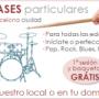 ··· HappyFrogDrums · CLASES DE BATERÍA · 18?/h en Barcelona ···
