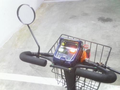 Fotos de Moto sccoter para personas con movilidad reducida 3