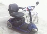 Moto Sccoter Para Personas con Movilidad Reducida