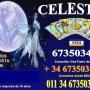 CELESTE vidente-tarot-medium..consultas visa 30min-18euros