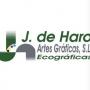 Impresión en offset y digital, artes y diseño gráfico en Sevilla. J. de Haro Artes Gráficas