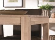 Mesa de comedor roble macizo Classic