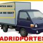 PORTES ECONOMICOS  PROFESIONALES  ((30 EUROS )) 6.5/46/00/8.47 MADRID