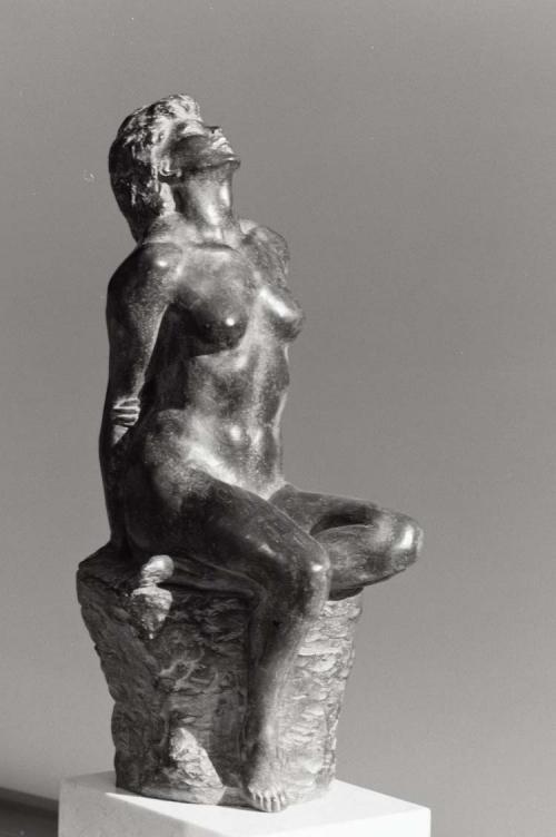Descanso. escultura multiple