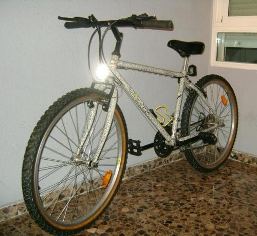 Se vende bici de montaña - hi point.