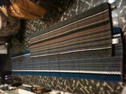 Vendo un lote de 4 alfombras