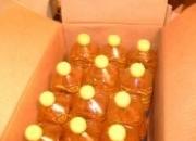 de girasol refinado comestible, aceite de soja y aceite de palma
