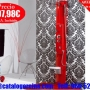Columna de Hidromasaje AGULLENT 200x30 Rojo
