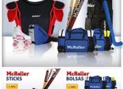 Mcroller - fabricante y distribuidor de material de hockey patines y patinaje.