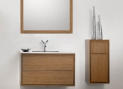 Mueble de baño MB0204 de 90cm Kubica suspendido