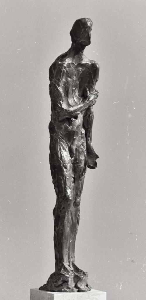 Hombre. esculturas multiples