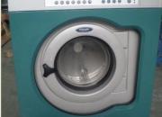 Lavadora industrial y secadora