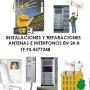 ANTENISTAS EN BARCELONA REPARACIONES E INSTALACIONES ANTENAS E INTERFONOS Te, 93.457 72 48