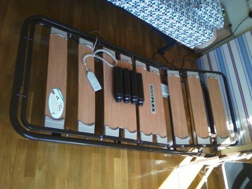 Somier Body Flex.Somier Cama Electrica Articulada Marca Body Flex En Pontevedra