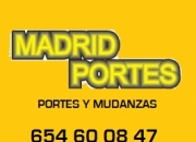 PORTES ECONOMICOS  MADRID 65(4/60)0847 DESCUENTOS DEL PRIMERO AL VEINTE (::A:: )