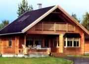 Casas de madera y americanas