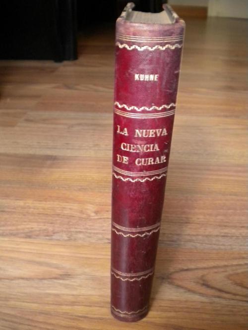 Fotos de La nueva ciencia de curar del dr. louis kuhne, edic. 1894 1