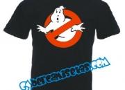 Camisetas Divertidas - CAZAFANTASMAS (GHOSTBUSTERS)