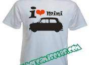 Camisetas Divertidas - ILOVE MINI