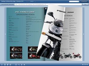 Catalogos on line y diseño de paginas web