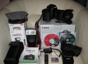 Canon EOS 5D Mark II + EF 24-105mm IS Lens