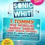 Ultima fiesta del verano Sonicwhit Festival DJ