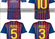 Tailandesa de calidad en barcelona camisetas de fútbol