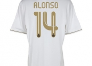 Camiseta al por mayor temporada 11/12 jersey