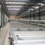 Línea metalizada por sputter para el vidrio de baja emisividad