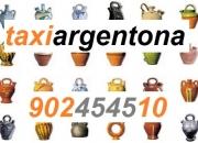 TAXI ARGENTONA