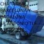 CHATARRERO EN BARCELONA TLF 618896828