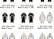 Venta al por mayor camiseta del Real Madrid
